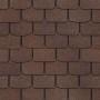 битумная-черепица-деке-сланец ЦВЕТ-коричневый