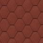 битумная-черепица-керабит-тройка-к+-ЦВЕТ-красный