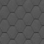 битумная-черепица-керабит-тройка-к+-ЦВЕТ-серый