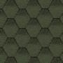 битумная-черепица-керабит-тройка-к+-ЦВЕТ-зелено-черный