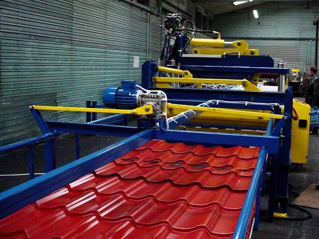 производство металлочерепицы 2021
